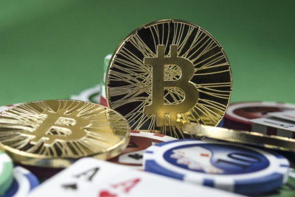 How Bitcoin casino work?